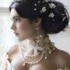 Aurelia Choker | Fey Hairpins | Dauphine Earrings